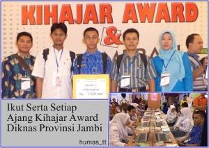 50. Kihajar Award